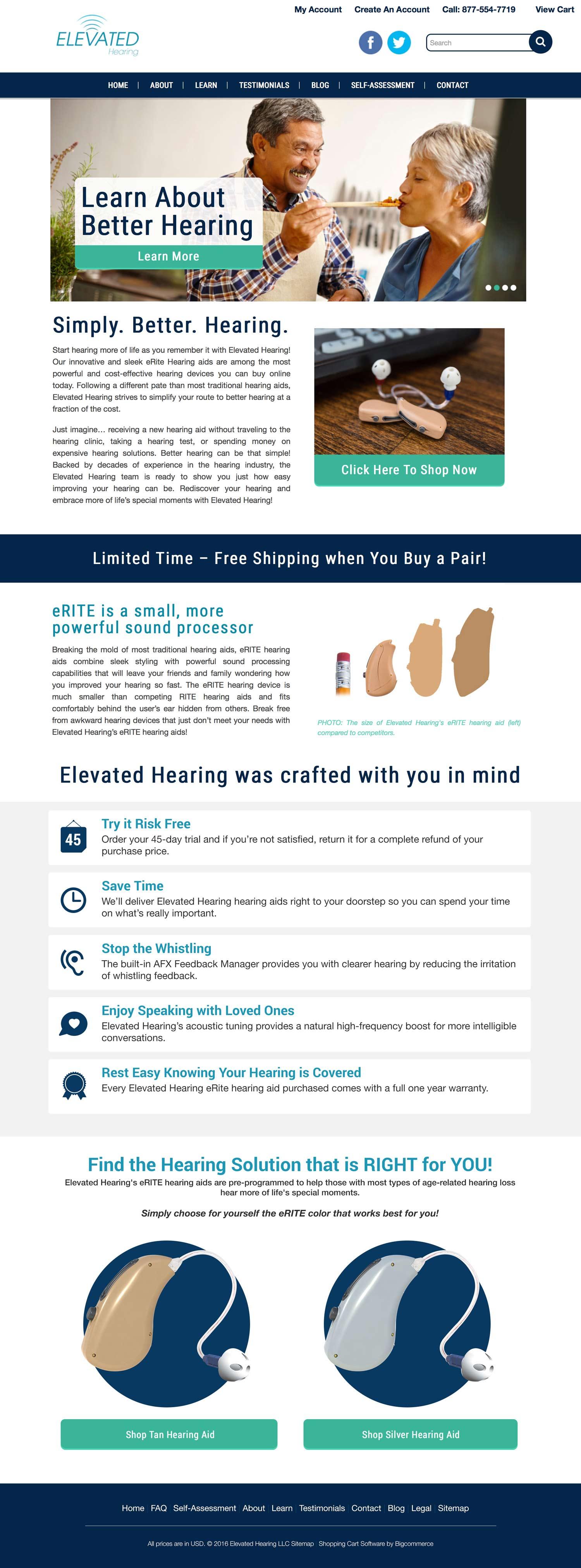 Minneapolis eCommerce Website Development, eCommerce web design